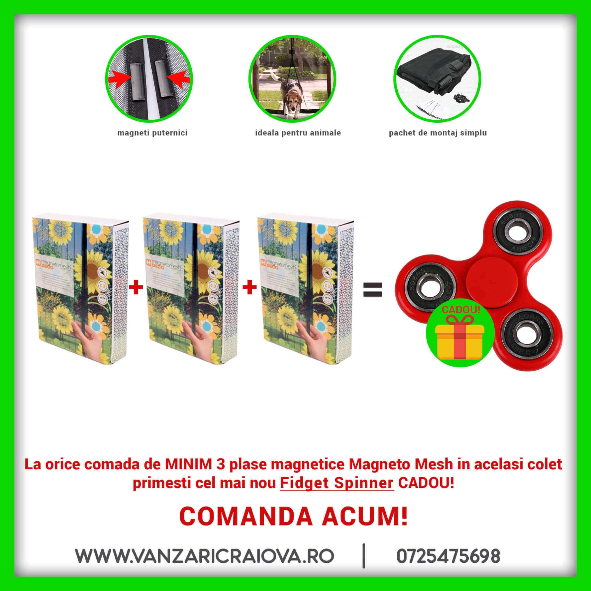 Comanzi 3 Plase Magnetice Usi si Castigi Automat