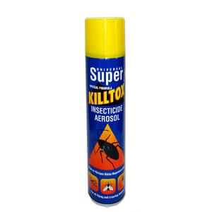 Spray-uri Toxice Anti-Insecte